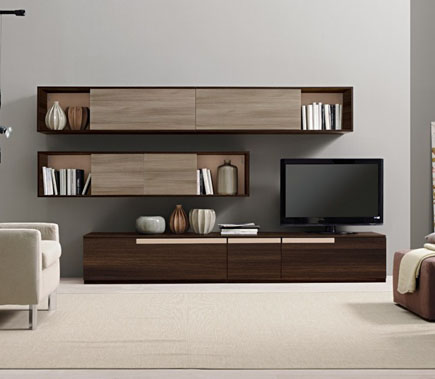 Arqymed f brica de muebles de living for Disenos de muebles para living